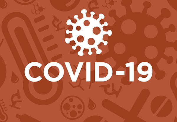 COVID-19 page has latest updates and advice