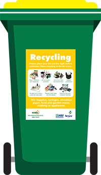 What you can and cannot recycle in your yellow bin ...