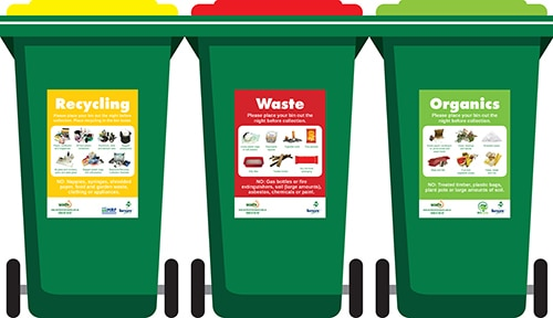 Important waste and recycling information for Lismore residents
